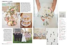 Beautiful Blush Wedding at Cairnwood Estate by La Petite Fleur / Florals  and Decor: Designed by La Petite Fleur http://www.lapetitefleuronline.com  Photography: Maria Mack Photography http://mariamackphotography.com/