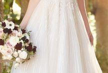 Dream wedding gown