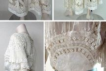 Lingeries Dresses (1900-1920s)