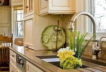 Kitchen Faucets by Elle