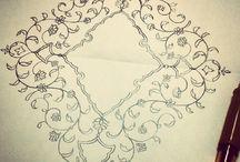 Çiçekli Desenlerdesenn