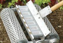 outils manuels agricoles lowtech