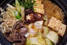 Asian food / by Shelley Hayashi