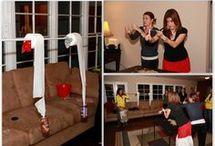ideas fiesta juegos