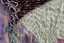 Embroidery fiber Art