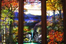 stained glass / by Robin Giesler