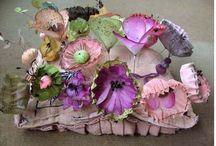 flores y plantas / by Lore Losada