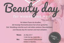 Hochzeitsmesse Kärnten 2017 2018 / Beauty day for women and men von Zlof Weddings im Falkensteiner Schlosshotel Velden am Wörthersee am 20. Mai 13:00 bis 19:00 Eintritt frei