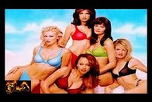 Sexiest Women from 80- 90s
