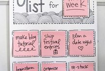 Organise / by Samantha Annetts