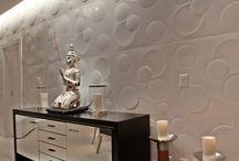 Corredores Decorados! / Veja + Inspirações e Dicas de decoração no blog!  www.construindominhacasaclean.com