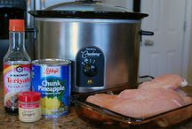SLOW COOKER / by Patsy Killingsworth