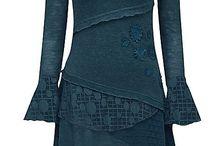 Šaty a tuniky