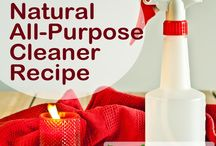 All Natural Cleaning & Home