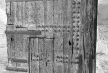 Porte de Valence / Porte en bois