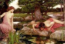 Mitologia greco-romana e Contos Brasileiros