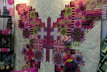 Tula Pink quilts
