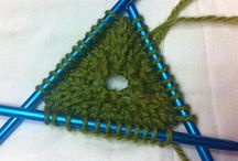 Cast on, bind off, stitches, knitting tips and tricks / Please feel free to repin and share.