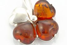 Amber Jewellery Inspired by Nature