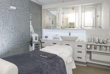 Massage room ideas
