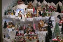karácsonxyi terepasztalok