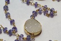 Rainbow Moonstone! / Amazing Rainbow Moonstone jewelry