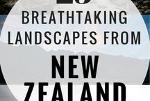 Travel | New Zealand / Travel tips, destinations and inspiration for New Zealand. Things to see, do and visit for international travellers. Road trips, adventure, relaxation, shopping and everything else in between in the Land of the Long Cloud. Kia Ora!