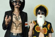 Dessrosa disguise cosplays