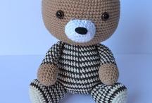 Amigurumi - teddy bear