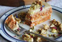 Summertime Sweets / Summery dessert recipes