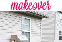 Patio Makeover / by Becky Holcomb