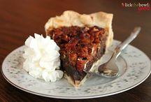 pie / by Ashley Ferraro