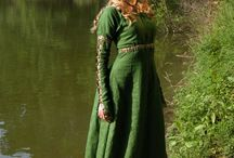 medieval dress inspiration
