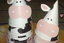 cumpleaños Vaca (ideas)