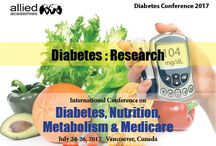 International Conference on Diabetes, Nutrition, Metabolism & Medicare