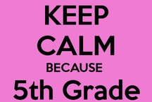 5th Grade :)  / by Brittany Nicole