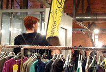 Thessaloniki Fashion Project 2 / Garage-clothing fashion show                                                            model: Lampo make up: Fotini siapkari