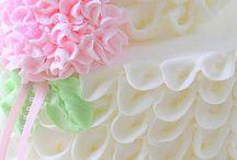 Elegant Buttercream Cakes
