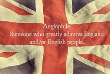 British Empire  Anglophile / All Things British
