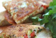 Healthy, vegan and gluten free snacks