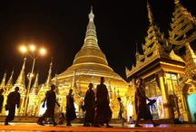 Yangon, Myanmar (Burma) / Holiday and blogging