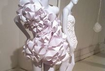 Fashion Papier Art