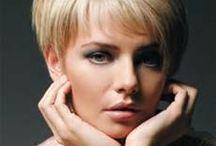 short hair styles / by Charlotte Nilsson Memmott
