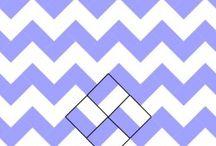 patch blocs et patrons / patchwork