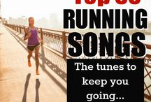 Running songs / by Janet Farhat