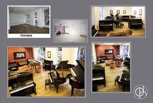 Vorher Nachher Renovierung Klavierladen