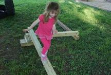 DIY outdoor kids stuff