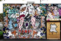 Wynwood Walls / Street art, Wynwood Walls, Graffiti h-a-l-e.com #30DayOfSummer