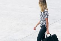 style // lookbook + stripes / by Amy Keith