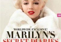 Marilyn / by Mizzy Alparaque